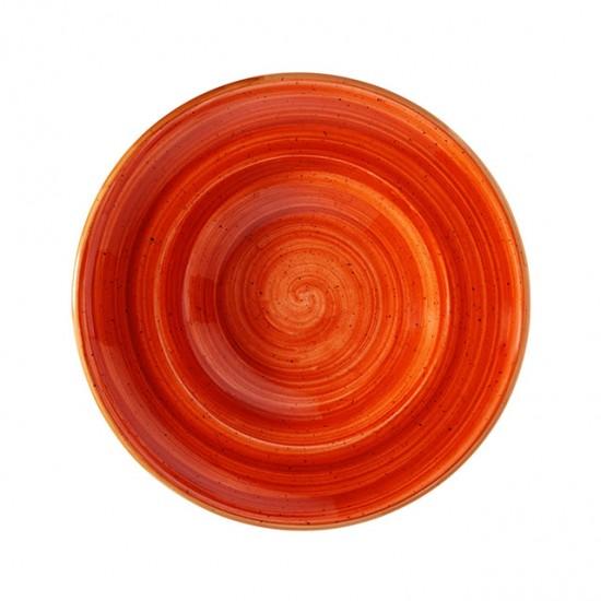 Дълбока порцеланова чиния TERRACOTA, 30 см, BONNA Турция