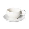 порцеланов сервиз за кафе и капучино SIDNEY 8 части