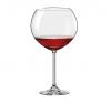 Чаши за червено вино Giants 1 л, Crystalex Bohemia