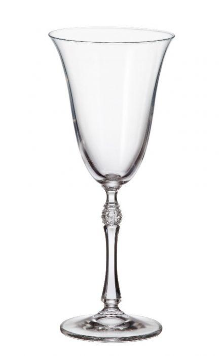 Bohemia Parus чаши гоблет за червено вино 350 мл