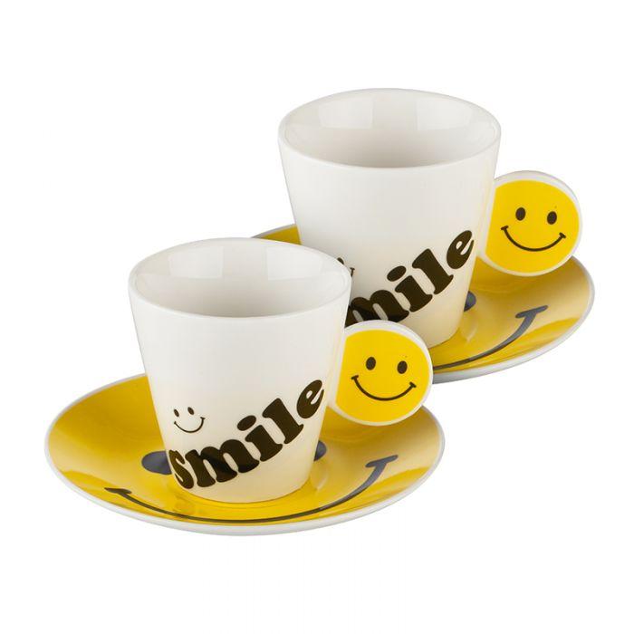 Чаши за кафе Smile Lancaster