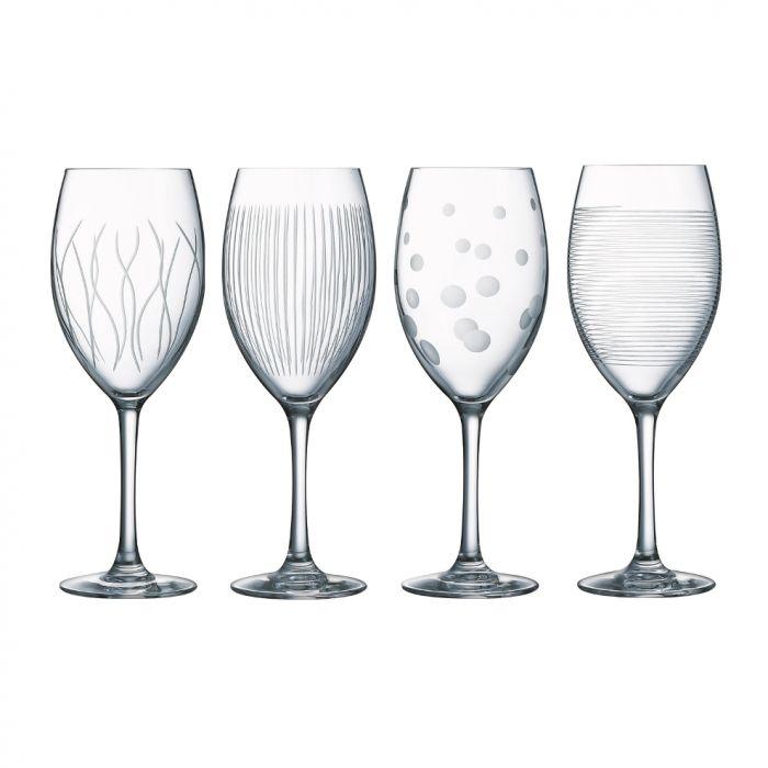 Чаши за червено вино Luminarc Lounge Club
