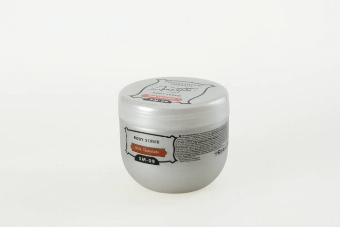 Ексфолиант за тяло Млечен шоколад, SPA Master, 500 мл
