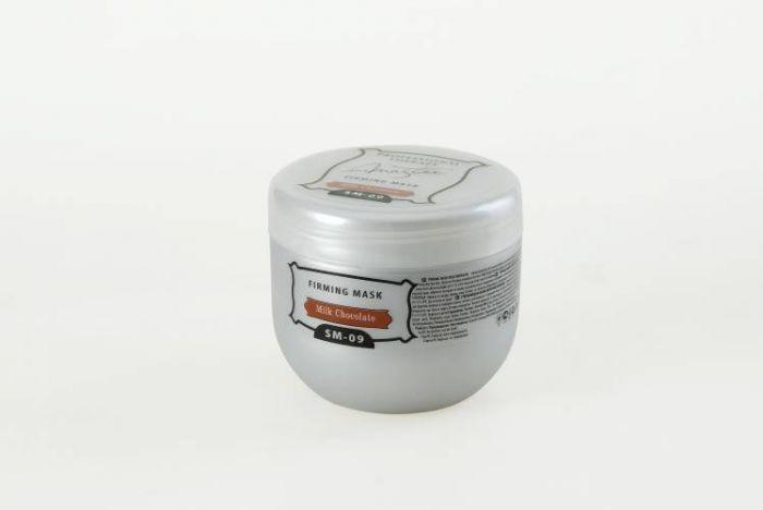 Стягаща маска за тяло Млечен шоколад, SPA Master, 500 мл