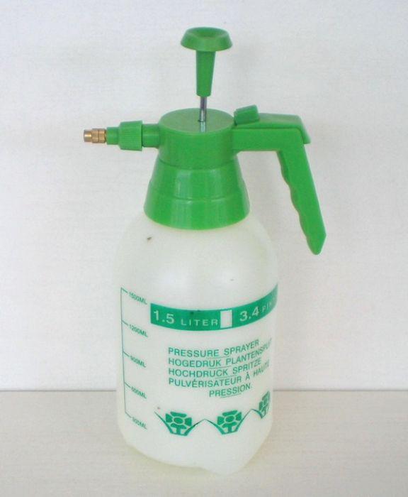 Пулверизатор с помпа, 1,5 л