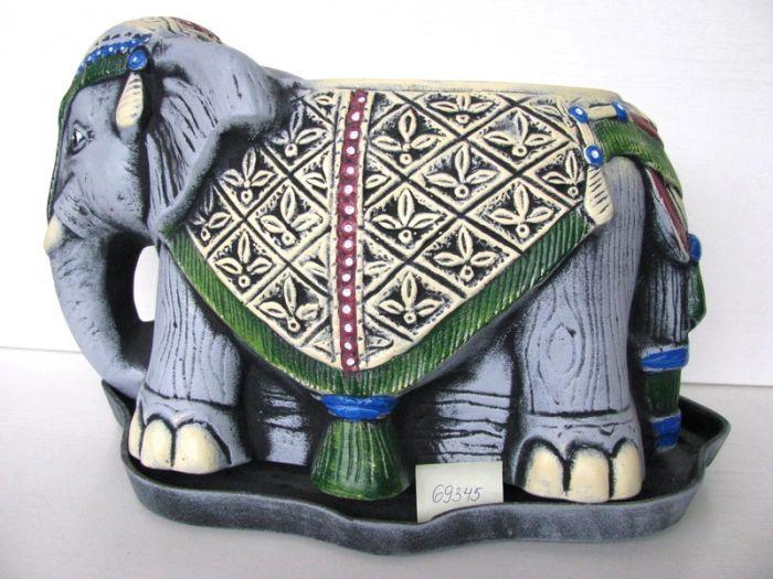 Саксия Слон мега