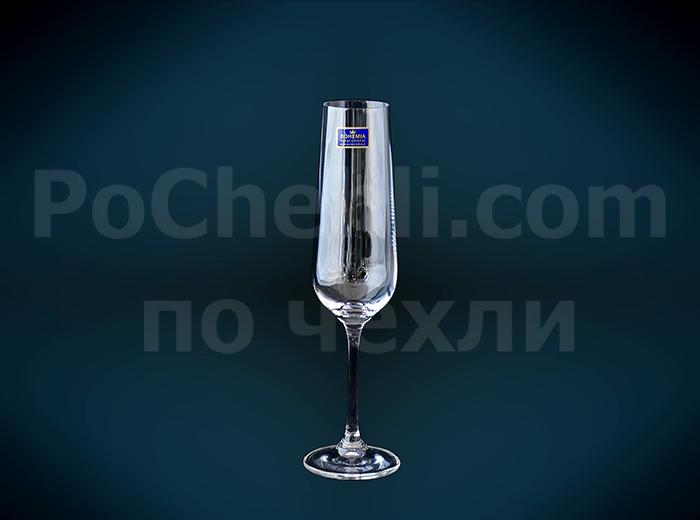 Чаши за шампенско Tori Titanium Bohemia