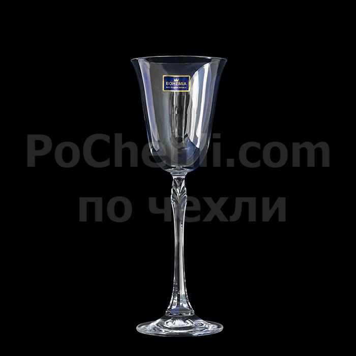 Чаши за бяло вино Bohemia Fuchsia