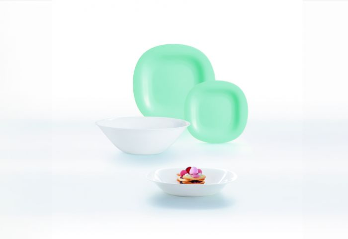 Сервиз за хранене Luminarc Carin Turquoise
