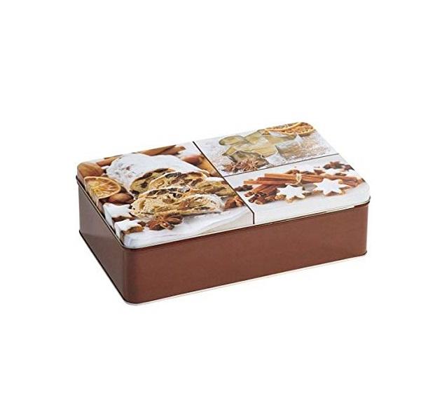 кутия за коледни бисквити