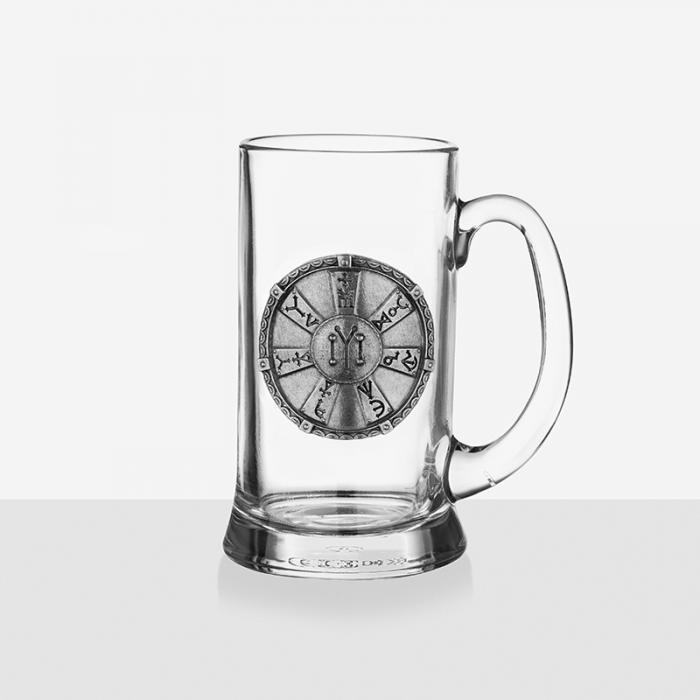халба за бира Розетата от Плиска