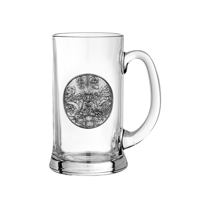 халба за бира Двуглав орел