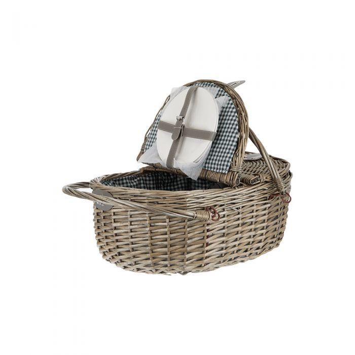 кошница за пикник елипса за двама