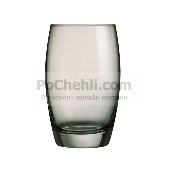 сиви стъклени чаши за вода Salto Arcoro