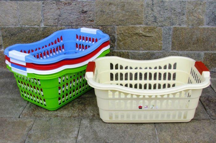 Кош за пране правоъгълен