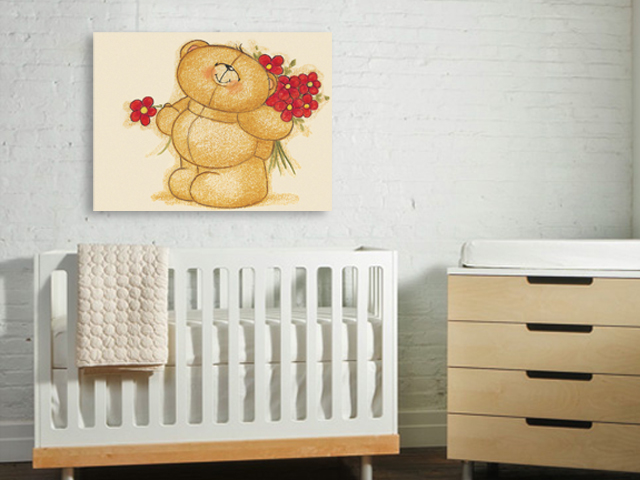 Детска картина пано