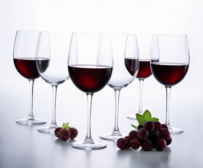 Luminarc Versaille чаши за червено вино