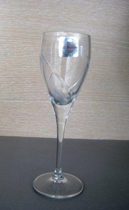 Кристални чаши за ракия Reine Зафиро Париж