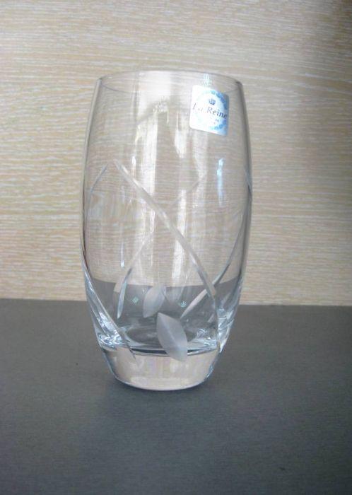 Кристални чаши за вода