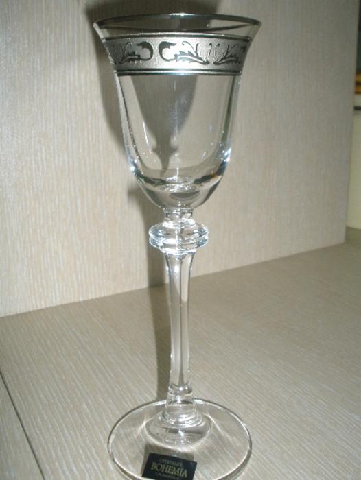 BOHEMIA чаши за ракия Александра декор