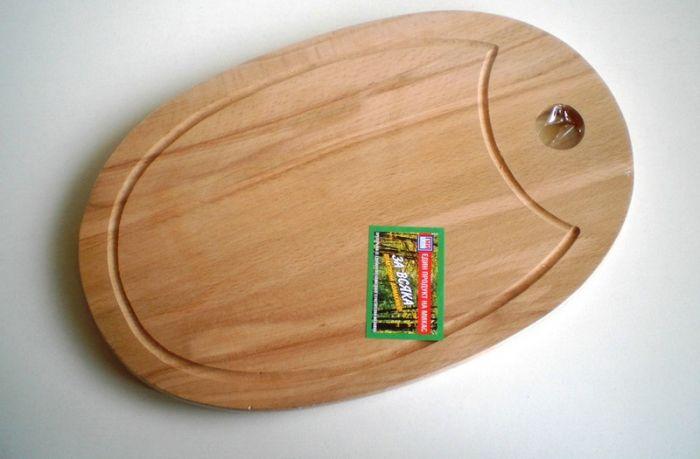 Дъска за рязане елипса