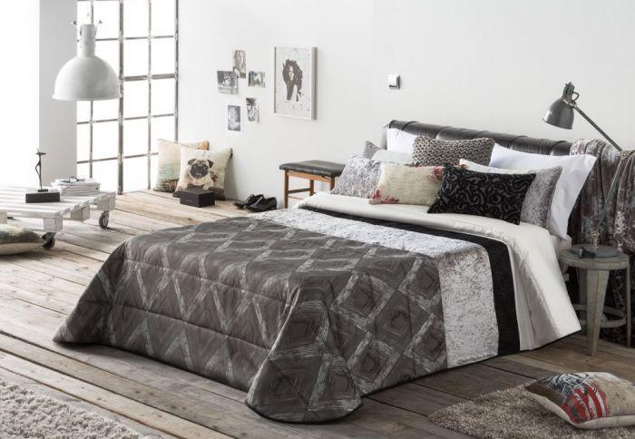 Opera antilo textil for Colchas para camas de 150 con canape