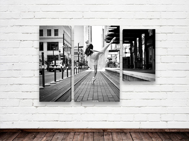 Картина пано Градско изкуство