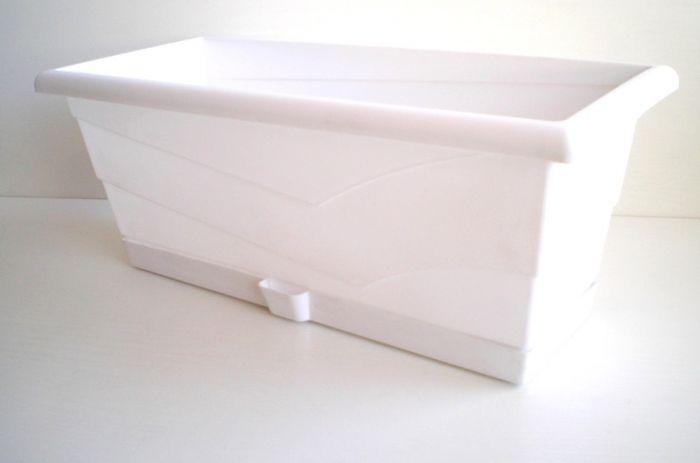 Сандъче с декорация 50 см + подложка