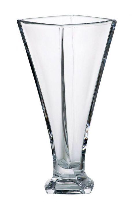 Ваза Куадро 28 см, Crystalite Bohemia
