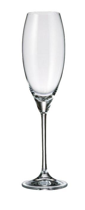 Bohemia Чаши за шампанско Сесилия