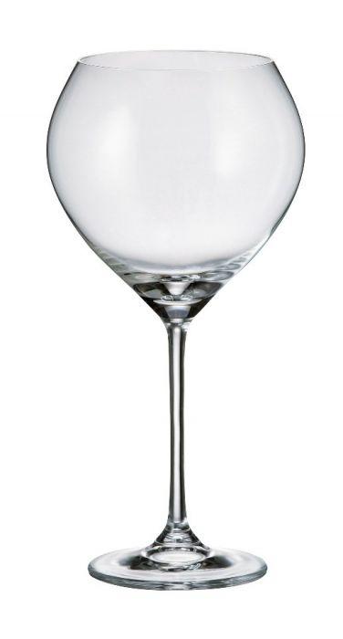 Bohemia чаши за червено вино Сесилия 640 мл