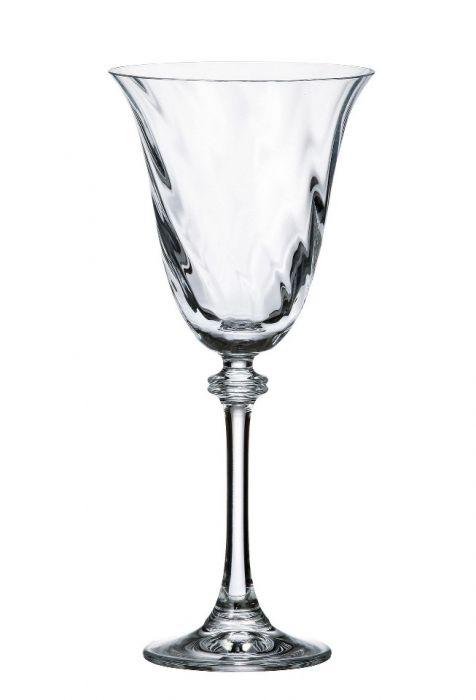BOHEMIA чаши за червено вино Александра Оптик, 6 * 250 мл
