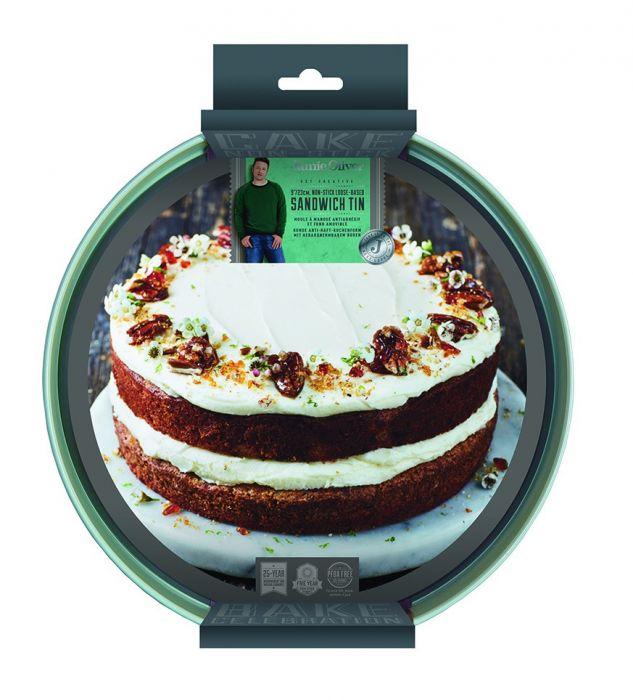 Кръгла форма за торта, 23 см, Jamie Oliver