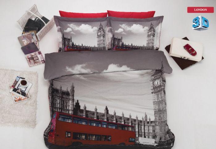 Спално бельо Лондон