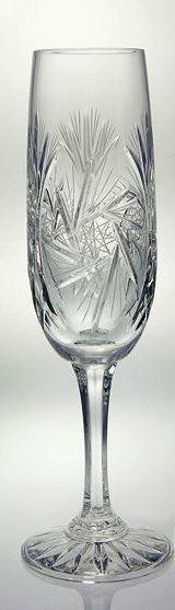 Кристални чаши за шампанско Моника