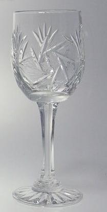 Кристални чаши за ракия Моника