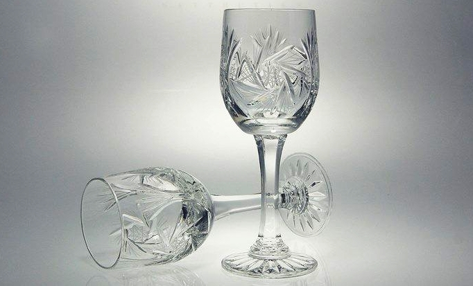 Кристални чаши за червено вино Моника