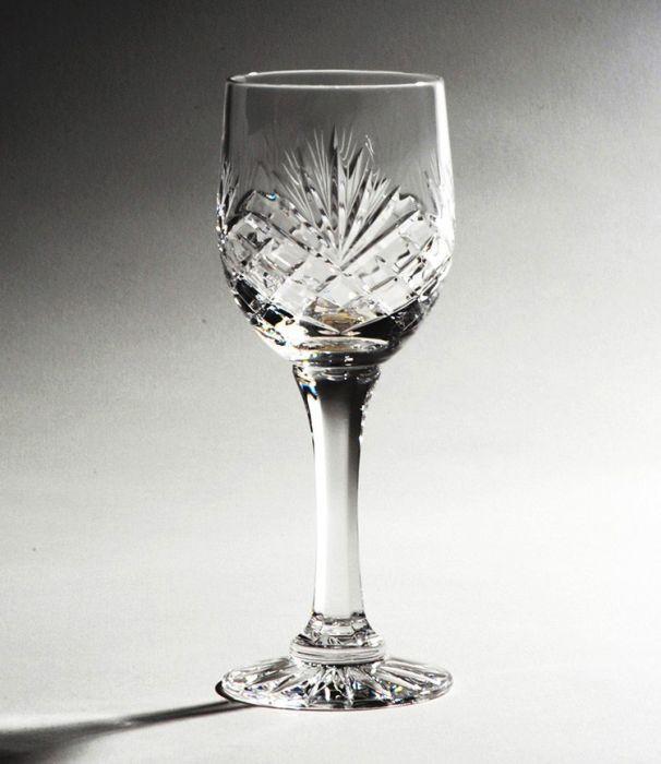 Кристални чаши за бяло вино Маргарита