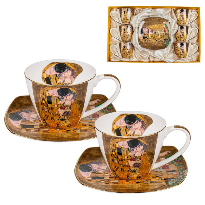 Сервиз за чай Целувката Ланкастър