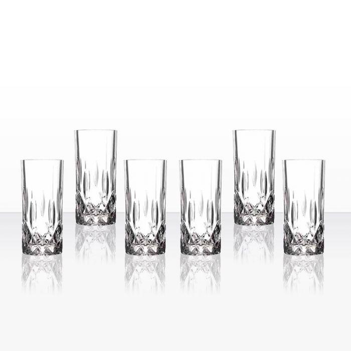 Чаши за вода и безалкохолно Opera, RCR Cristalleria Italiana