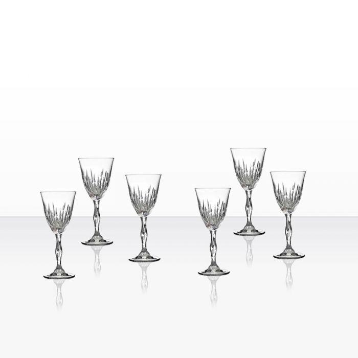 Чаши за ракия Fire, 80 мл