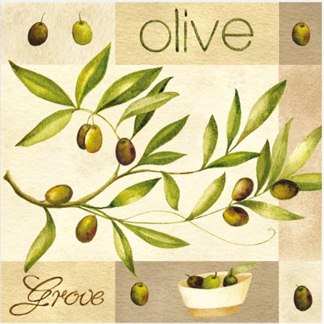 Салфетки маслини