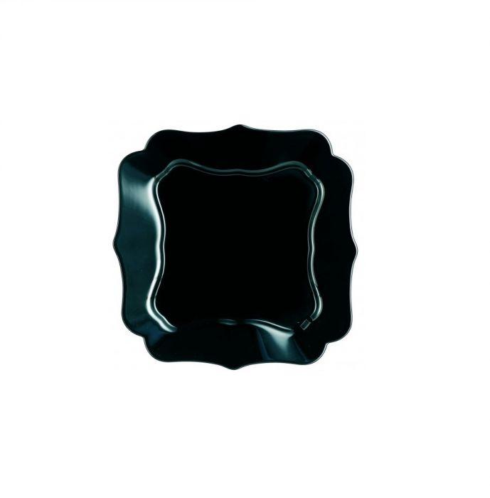 Чинии Luminarc Authentic десертни черни