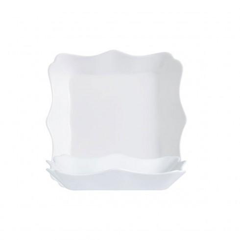 Дълбоки чинии Luminarc Authentic бели