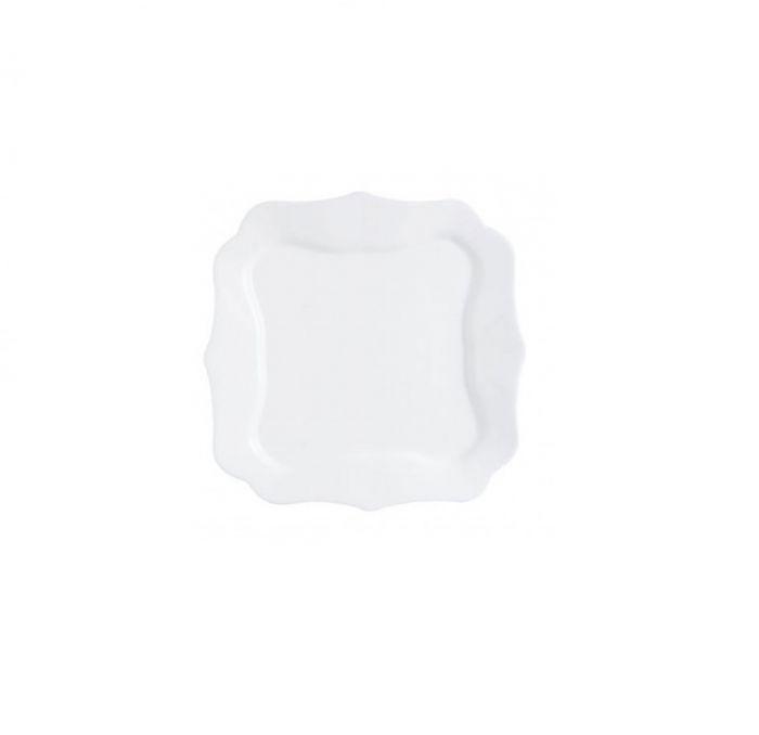 Чинии за основно Luminarc Authentic бели