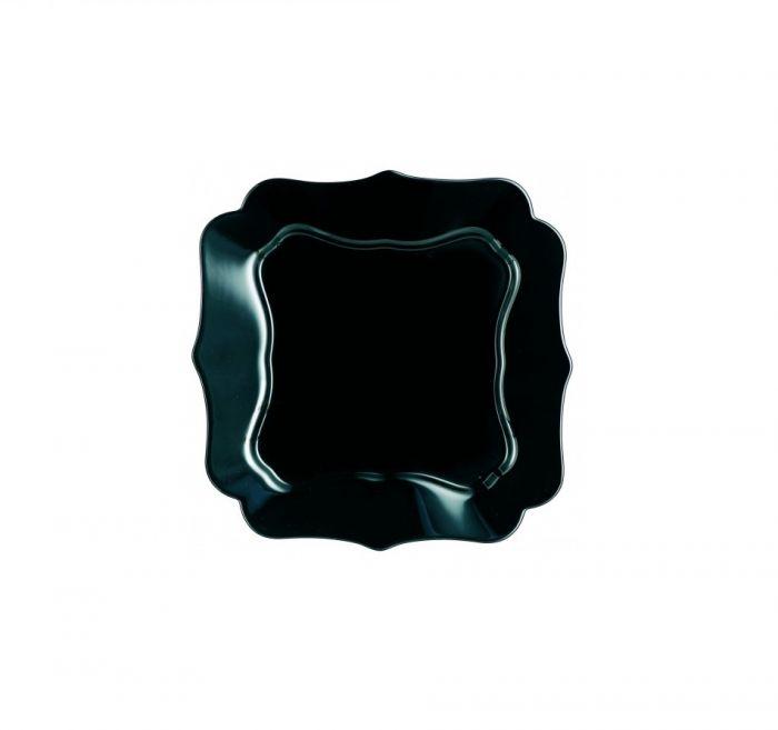 Чинии за основно Luminarc Authentic черни