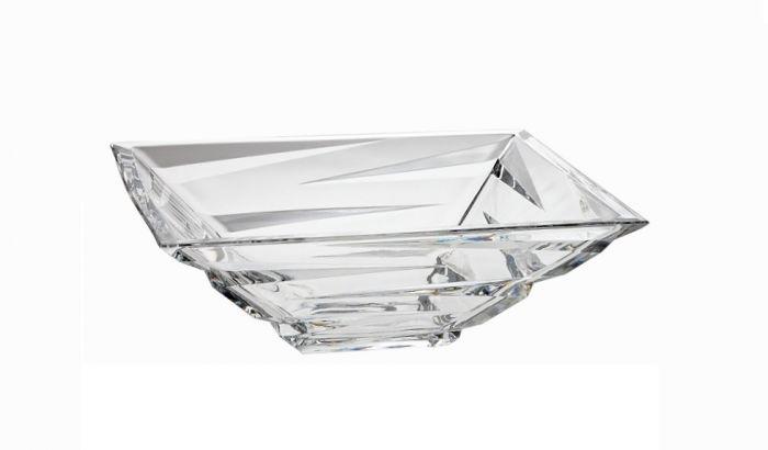 Кристална купа Зиг Заг от Бохемия