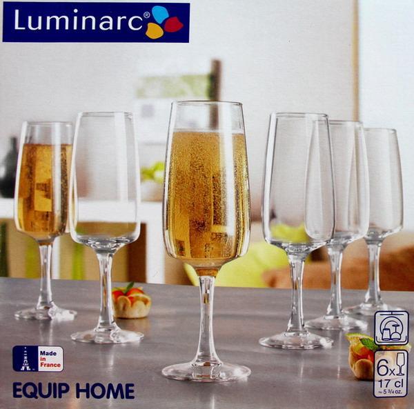 Чаши за шампанско Luminarc Equip Home
