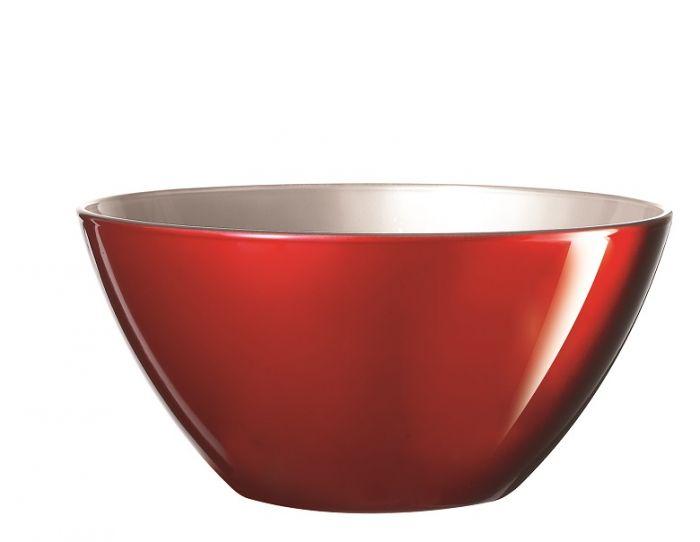 Купичка Luminarc Flashy Colors Red, 17 см