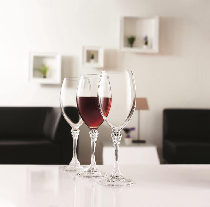 Luminarc Poetic чаши за червено вино